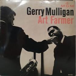 Gerry Mulligan Art Farmer (German Mono 7 Inch)