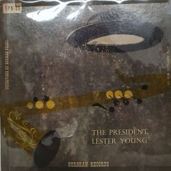 The President Lester Young (US Mono 7 Inch)