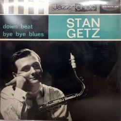 Down Beat/Bye Bye Blues (French Mono 7 Inch)