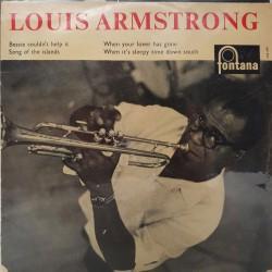 Louis Armstrong (Dutch Mono 7 Inch)