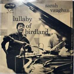 Lullaby of Birdland (Swedish Mono 7 Inch)
