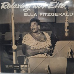 Relaxing with Ella (UK Mono 7 Inch)