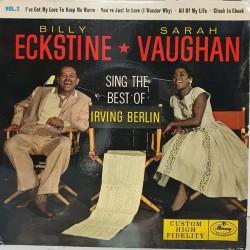 Sing the Best of Irving Berlin (UK Mono 7 Inch)