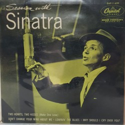 Session with Sinatra (US Mono 7 Inch)