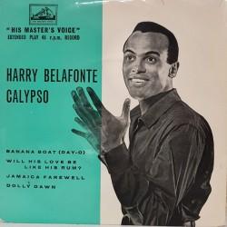 Calypso (UK Mono 7 Inch)