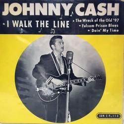 I Walk the Line (US Mono 7 Inch)