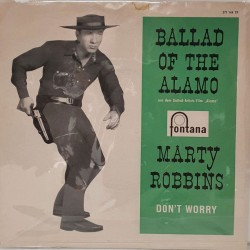 Ballad of the Alamo (German Mono 7 Inch)