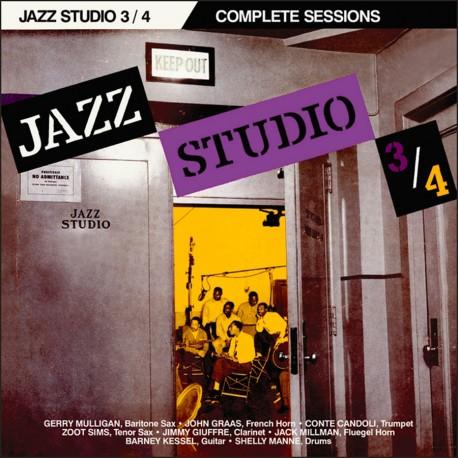 Jazz Studio 3/4 Complete Sessions
