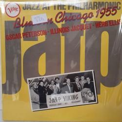 Verve JATP 8 LP Lot (French Editions)