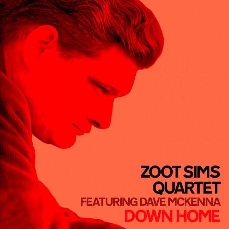 Featuring Dave Mckenna-Down Home