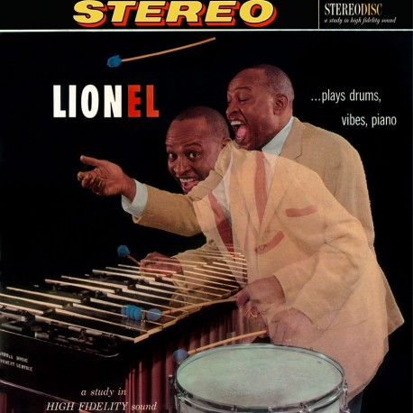 Lionel ...Plays Drums, Vibes, Piano