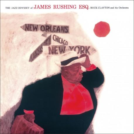 Jazz Odyssey of James Rushing Esq.
