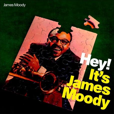 Hey! It`S James Moody
