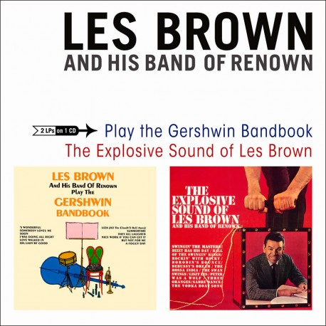 Play the Gershwin Bandbook + Explosive Sound Of