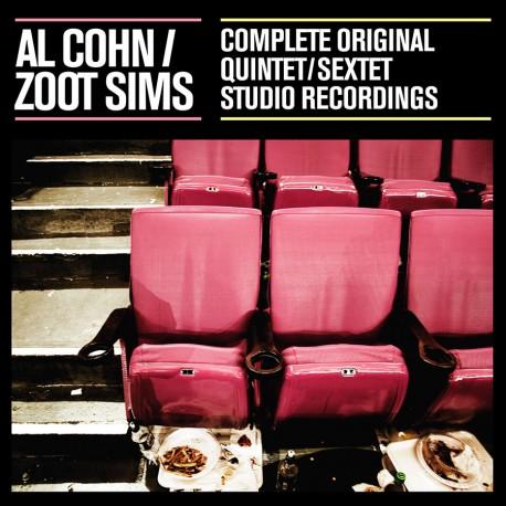 Complete Original Quintet/Sextet Studio Recordings