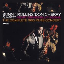 Complete 1963 Paris Concerts