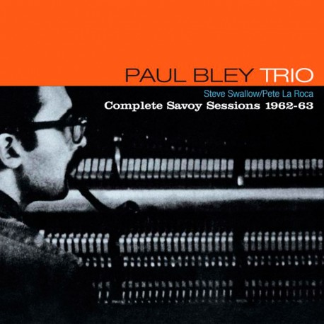 Trio - Complete Savoy Sessions 1962-63