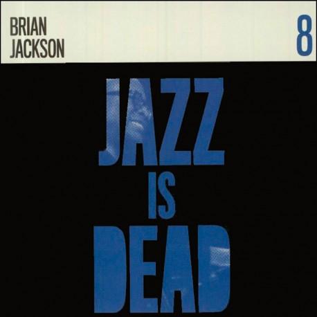 Jazz Is Dead Vol. 8: Brian Jackson (Die-Cut Cover)