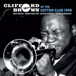 At the Cotton Club 1956