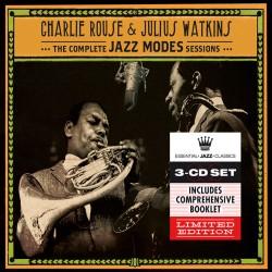 Complete Jazz Modes Sessions w/ Julius Watkins