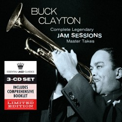 Complete Legendary Jam Sessions - Master Takes