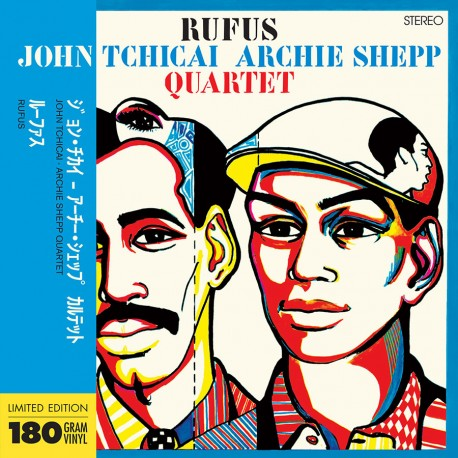 Rufus W/ Archie Shepp (Limited Edition)