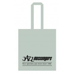 Jazz Messengers - Tote Bag Light Blue