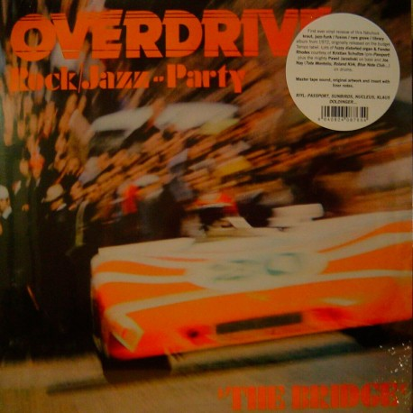 Overdrive - Rock/Jazz-Party