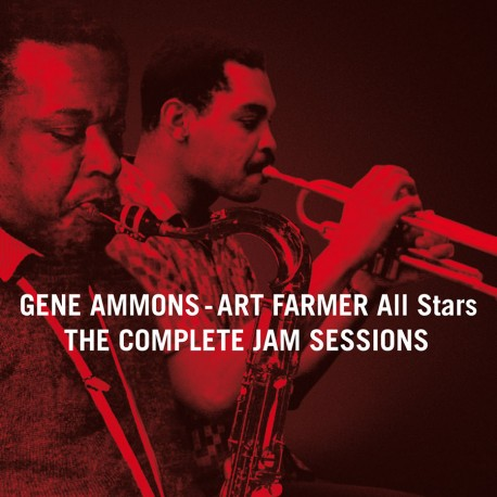 And Art Farmer All Stars - Complete Jam Sessions