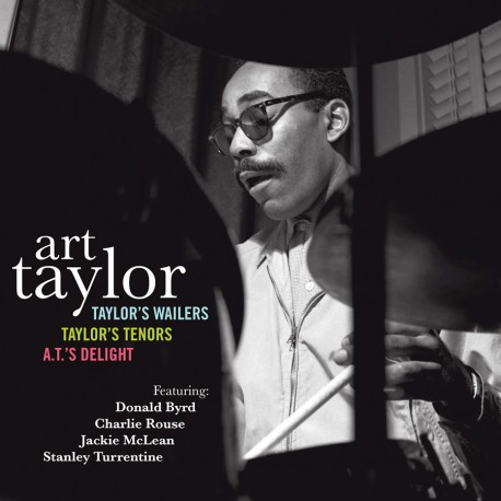Taylor´s Wailers + Taylor´s Tenors + A.T. Delight