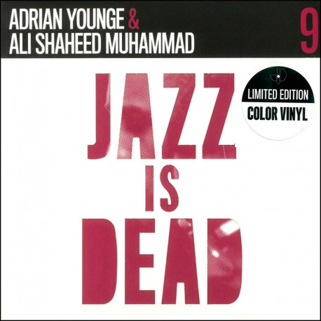 Jazz Is Dead 9: Instrumentals (Limited Colored)