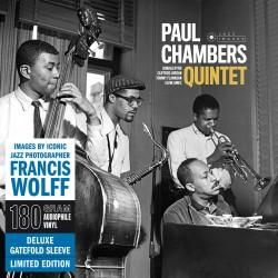 Paul Chambers Quintet (Gatefold)