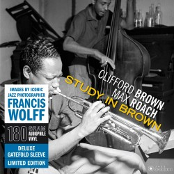 Study in Brown W/ Max Roach
