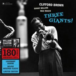 Three Giants! (Gatefold Cover)