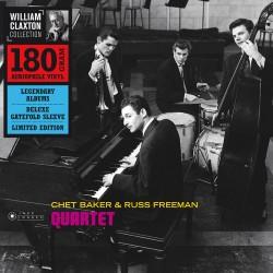 Chet Baker & Russ Freeman Quartet