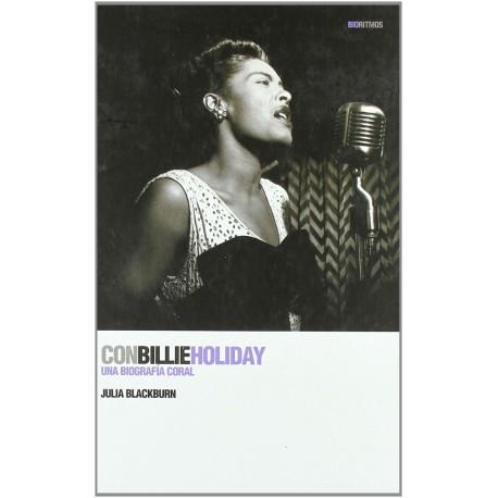 Con Billie Holiday : Una Biografía Coral (Spanish)