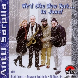We`D Like New York... in June!