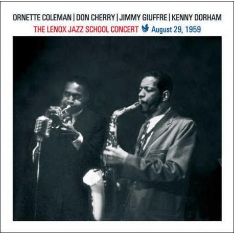 The Lenox Jazz School Concert, August 29, 1959