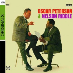 Oscar Peterson and Nelson Riddle