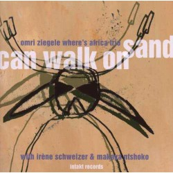 Where`S Africa Trio-Can Walk on Sand