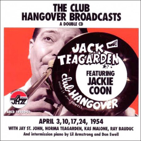 The Club Hangover Broadcasts