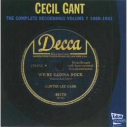 The Complete Recordings Volume 7 1950-51