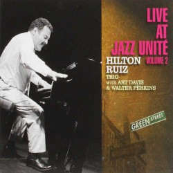 Green Street - Live at Jazz Unite, Vol 2 - Digipak