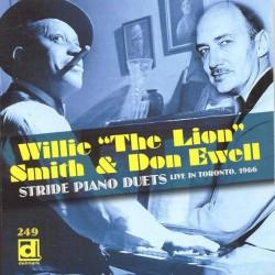 Stride Piano Duets - Live in Toronto 1966