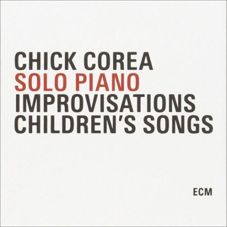 Solo Piano - Improvisations - Children`S Songs