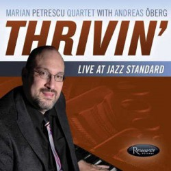 Thrivin` Live at the Jazz Standard
