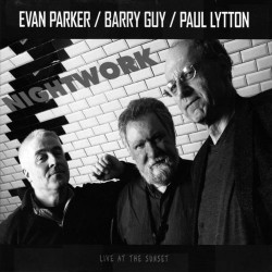 Nightwork - Live at the Sunset - Digipak