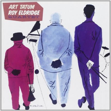 Art Tatum - Roy Eldridge Quartet