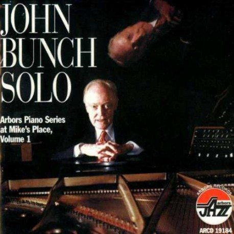 John Bunch Solo at Mike`S Place
