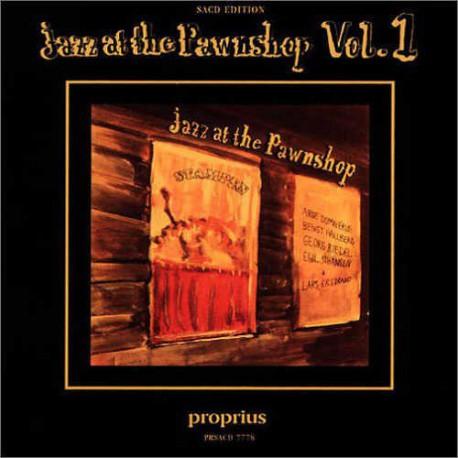 Jazz at the Pawnshop - Vol. 1 - Sacd